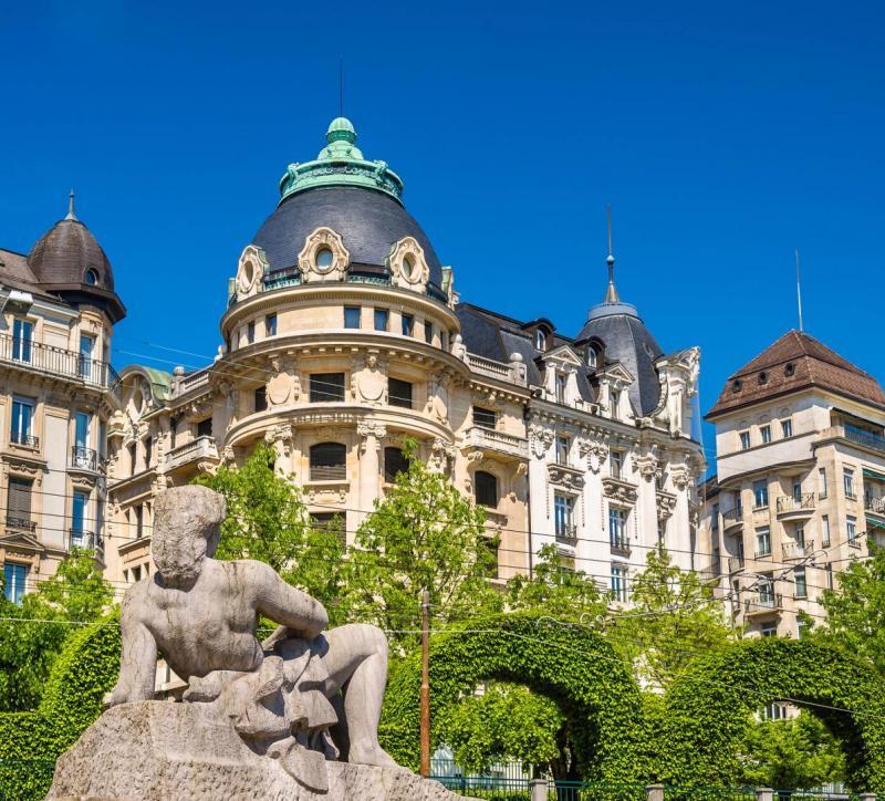 Internorte-Intercentro Lausanne