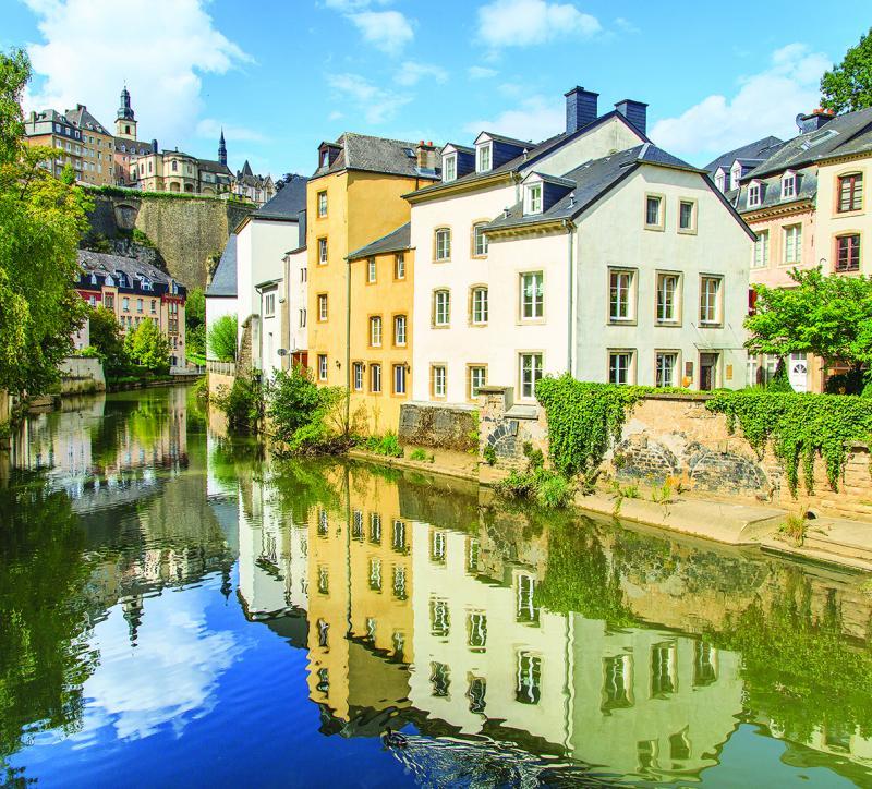 Internorte Luxemburgo
