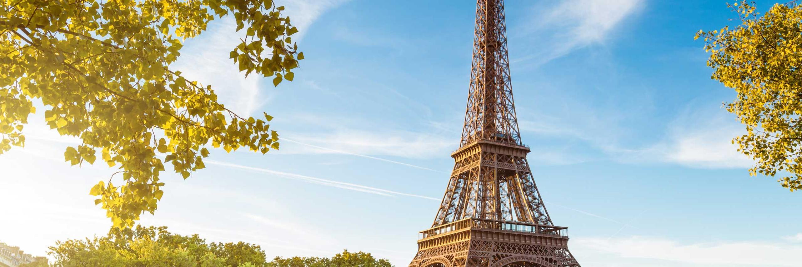 Serviços especiais diretos para Paris§
